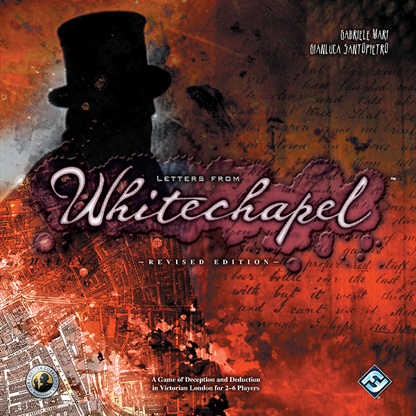 Letters from Whitechapel box