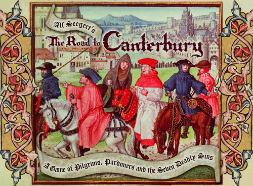 The Road to Canterbury box