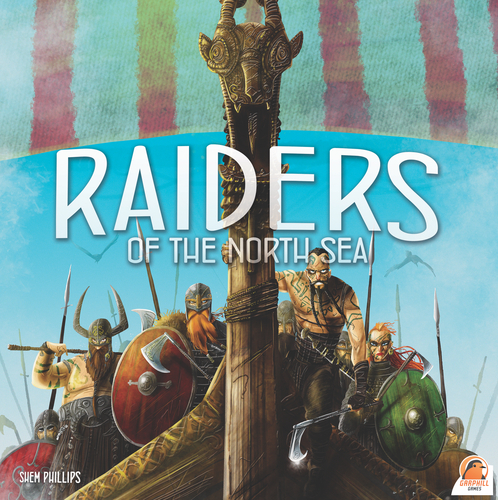 Raiders of thre North Sea